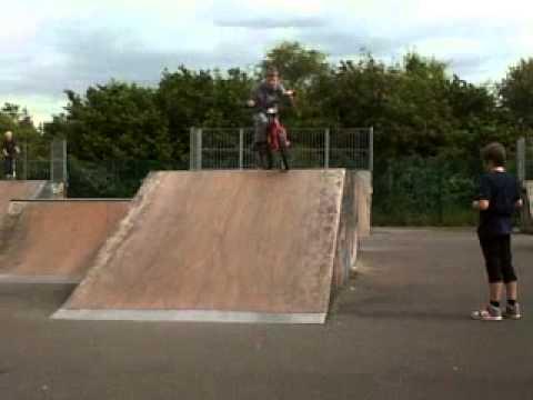 360 bmx skatepark warmsley