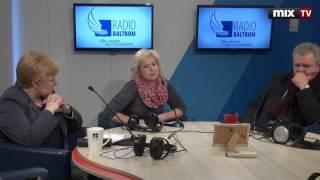 """Андрис Берзиньш, Сигне Эзериня и Айвар Красноголов в программе """"Мамочки!"""" #MIXTV"""