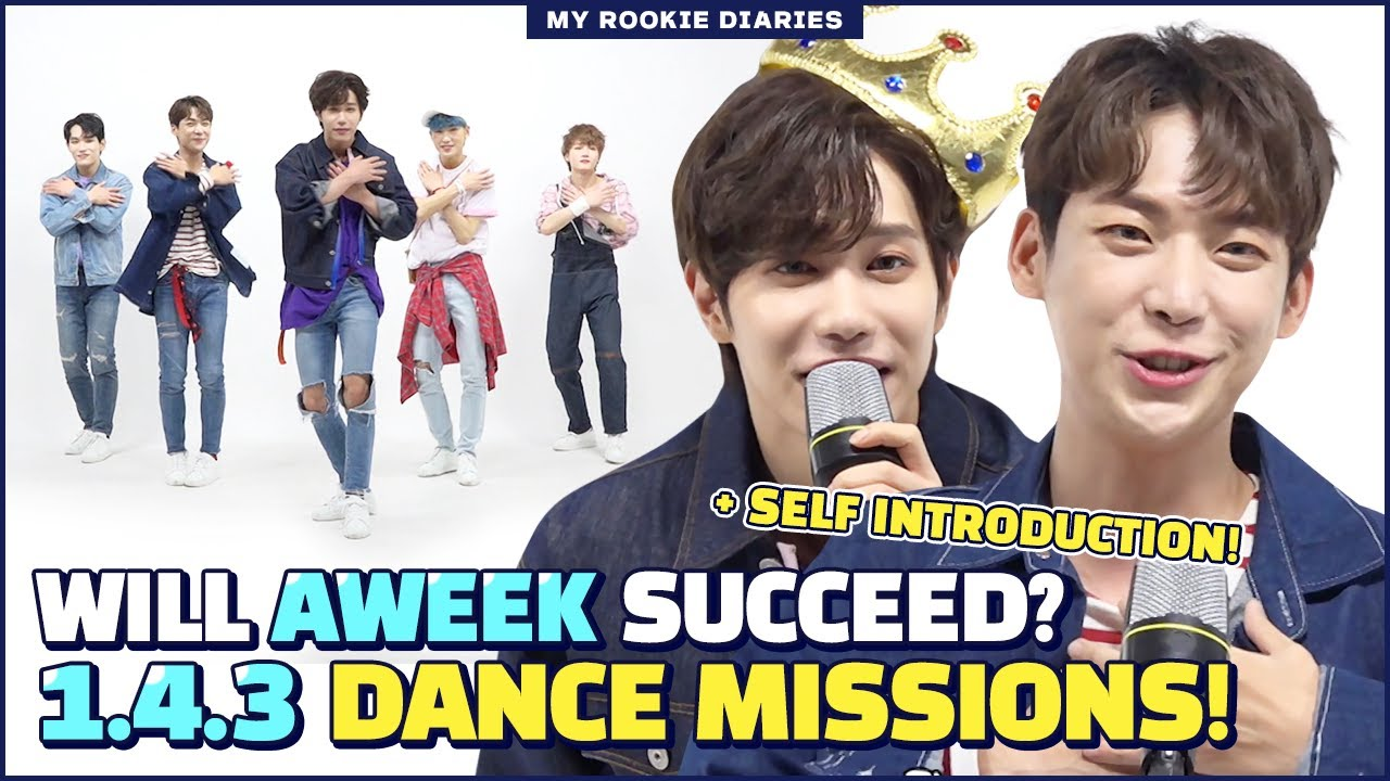 [Pops in Seoul] ☆MY ROOKIE DIARIES☆ 'AWEEK(어위크)' Edition!