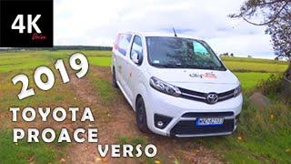 #30 4K POV Test Drive   Toyota Proace Verso 2019