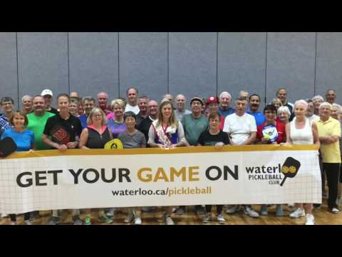 A Year in Reflection - 2016 City Of Waterloo Pickleball Club