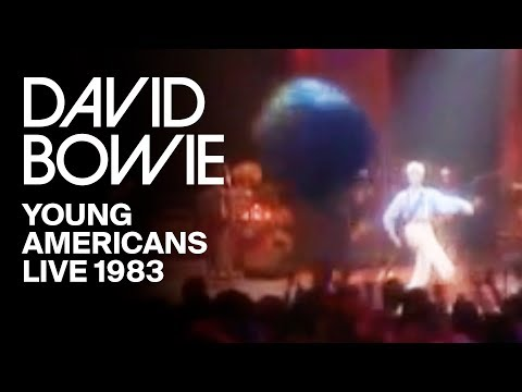 David Bowie - Young Americans (Live, 1983)