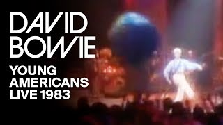 David Bowie - Young Americans (Serious Moonlight)