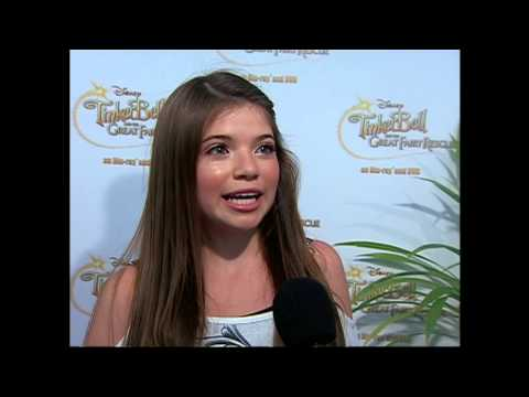 Tinker Bell and the Great Fairy: Rescue Jadin Gould Premiere