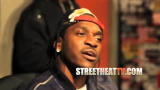 Download Pusha T - Blocka [2013 In Studio Music ] At Shade 45 With DJ Kay Slay MP3 song and Music Video