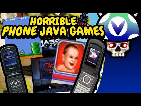 [Vinesauce] Joel - Horrible Phone Java Games