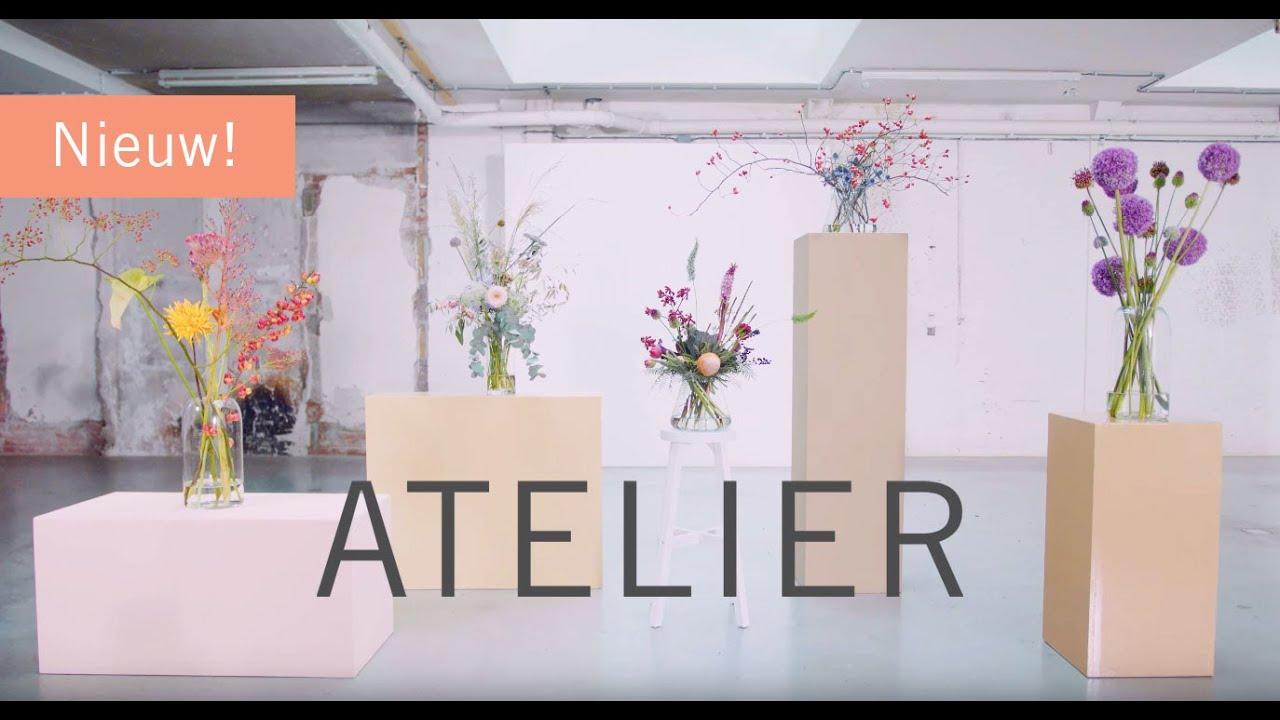 Bloomon Atelier Unexpected Floral Design Nieuw Van Bloomon