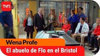 El abuelo de Florencia aparece en el colegio  | Wena Profe - T1E12