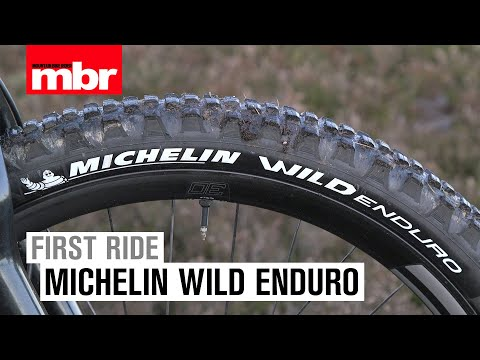 c2fac1dd916 Michelin Wild Enduro tyre first ride review - MBR