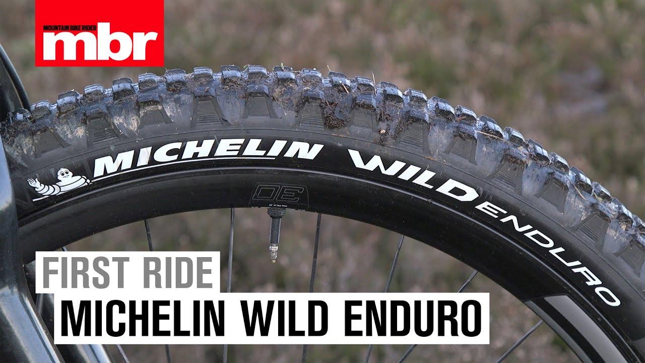 23c4ce46275 Michelin Wild Enduro Tyres | First Ride | Mountain Bike Rider - YouTube