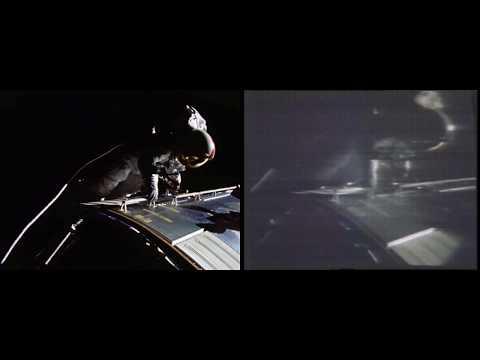 AS17 EVA 24-FPS Interpolation