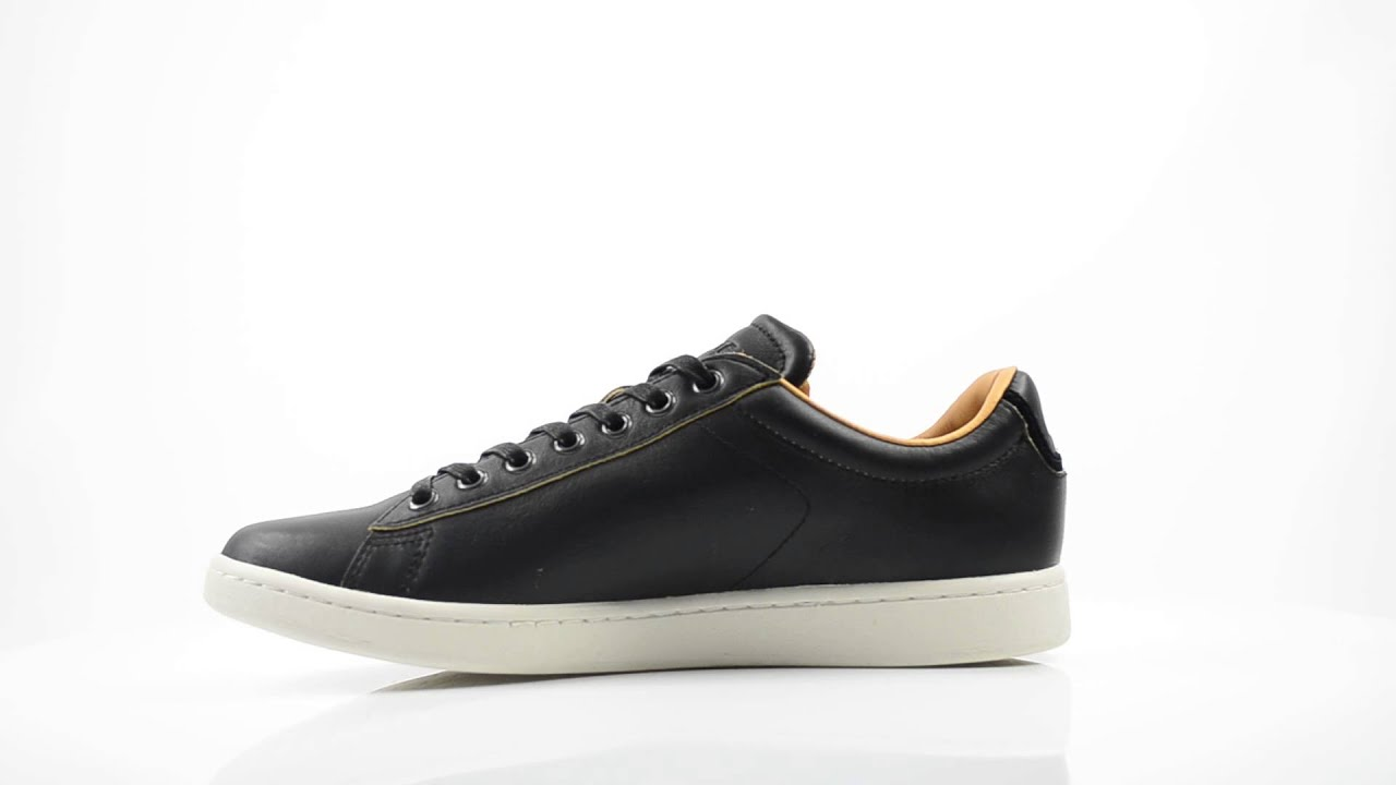 Carnaby Chaussures Lacoste Noir À 40,5 Pour Les Hommes