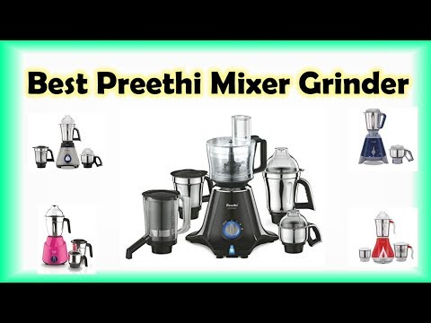 Preethi Popular Mixer Grinder 750 Watt Review | Preethi Mixer Grinder Demo by Happy Pumpkins from YouTube · Duration:  4 minutes 17 seconds