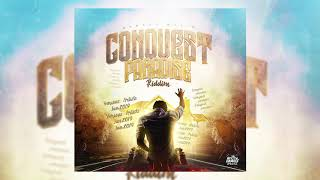 Gambar cover CONQUEST PARADISE Riddim Mix (2019) Tommy Lee, Chronic Law,Shane O & More (Damage Musiq)