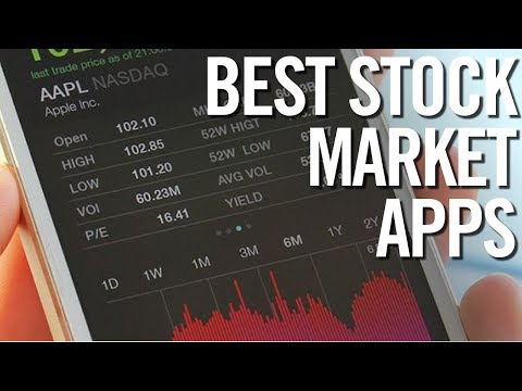BEST STOCK MARKET & INVESTING APPS!