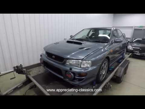 Subaru Impreza RB5 - 3K miles - Part 1.