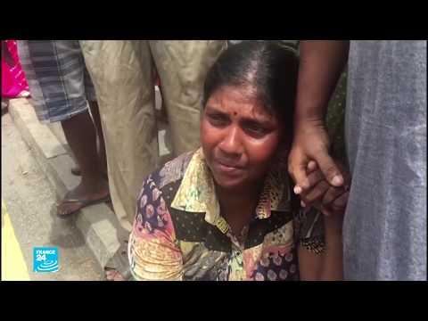 سريلانكا: سلسلة انفجارات استهدفت كنائس وفنادق توقع عشرات القتلى  - نشر قبل 2 ساعة