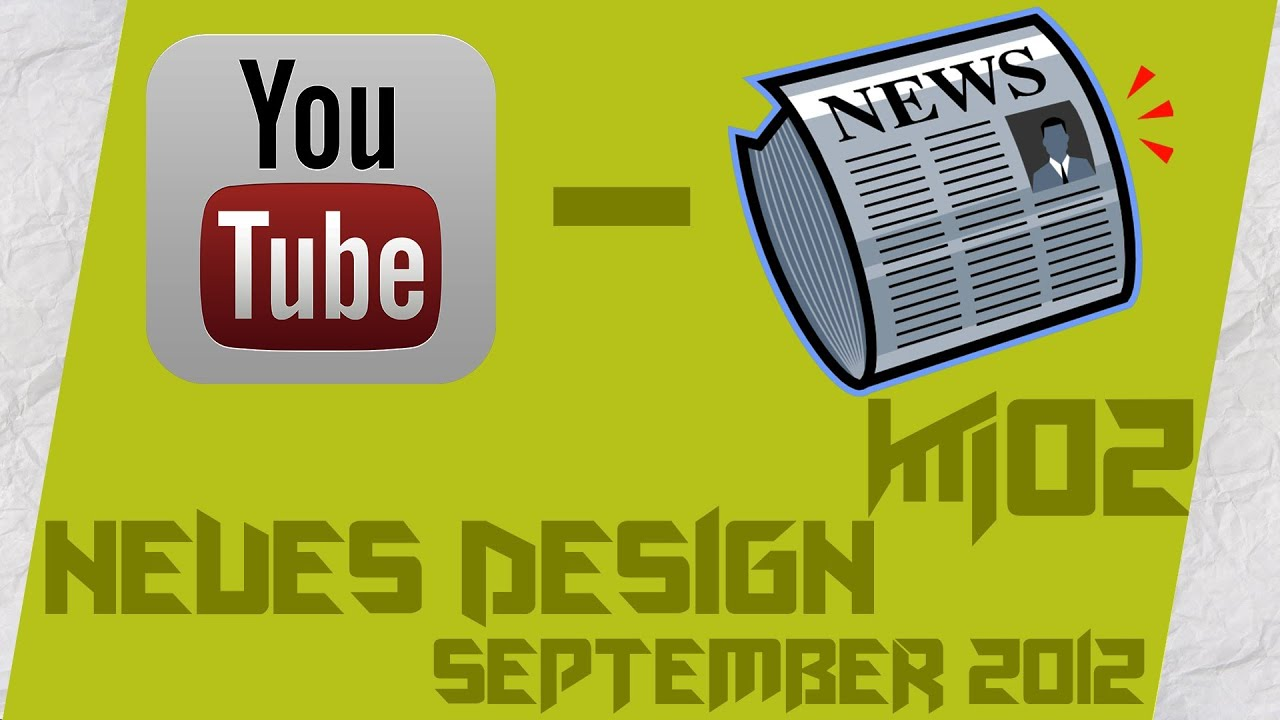 Youtube Neues Design Deaktivieren