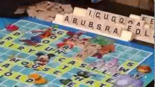 Disney Junior Scrabble from Cardinal Games