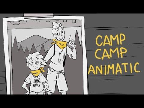 Camp Camp Animatic- Taxi Cab