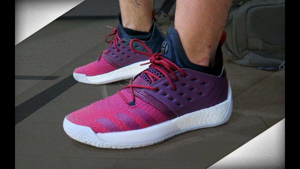 c842ec70213 A Detailed Look at the adidas Harden Vol 2 - YouTube