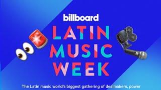 Premios Billboard 2018 | Billboard Latin Music Week / Noriel / J Quiles /J Alvarez