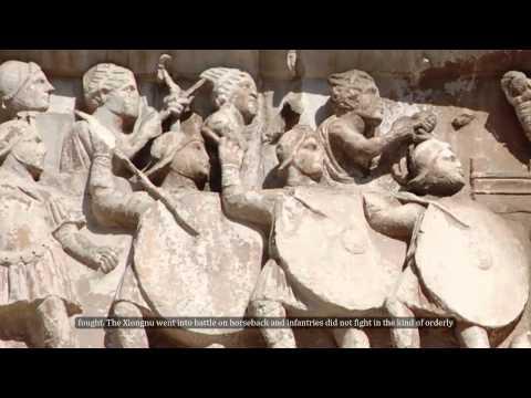 Did Han China and Roman Legionaries Clash?