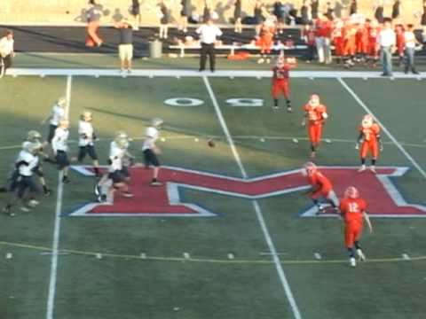2010 7th Grade Atlanta Colts Season Highlights