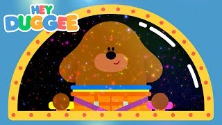 The Space Badge - Hey Duggee Series 2 - Hey Duggee