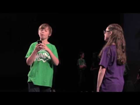 Bella- Changing Minds singing and acting clip