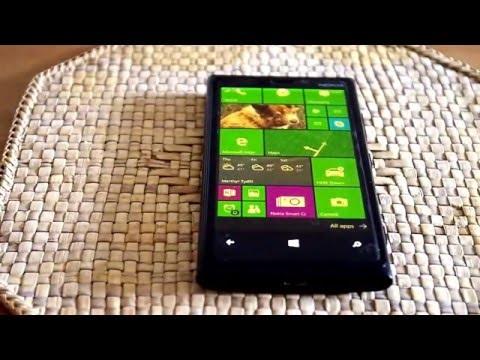 Windows 10 on the Nokia 920