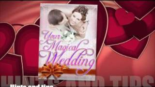 """your Magical Wedding"" - New Mobile Application For Iphone And Android"