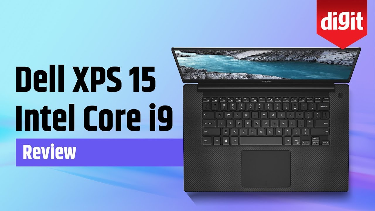 Dell XPS 15 Intel Core i9 Laptop in-depth Review   Digit in