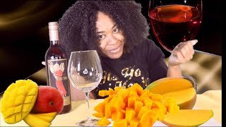 Wine Down Wednesday with Sweet and Sour Mango's