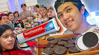 OREO TOOTH PASTE Prank On Family! (Laughtrip!) | Ranz and Niana