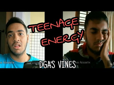 DGA's VINES - Teenage Energy [English Subtitles]