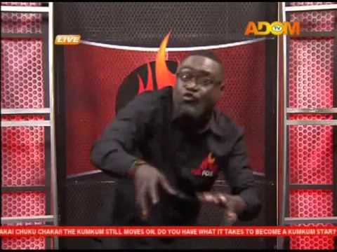 Commentary Position - Fire 4 Fire on Adom TV (11-7-17)