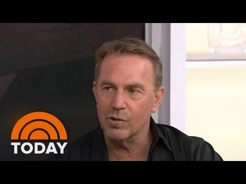 Kevin Costner: New Thriller 'Criminal' Is About The Nature Of Memory | TODAY
