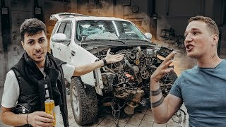 ТАЧКА на ПРОКАЧКУ для ЭДВАРДА БИЛА. Гонки на деньги! Кто выиграл  BMW 6 ?!