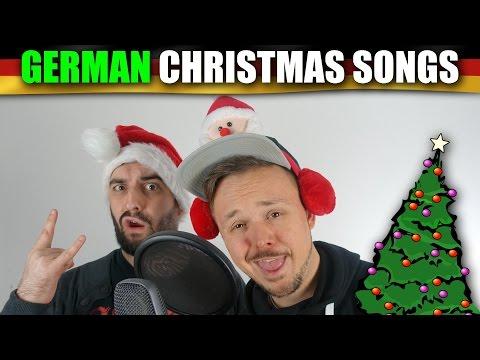 2 GERMANS SING GERMAN CHRISTMAS SONGS! (+Lyrics & Translation) (/w Get Germanized)🎄| VlogDave