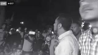 خالد سلك نطالب المجلس العسكري بسحب قوات الدعم السريع من محيط ساحة الاعتصام