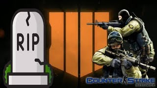 COUNTER STRIKE BLACK OPS 4 PS4 PRO