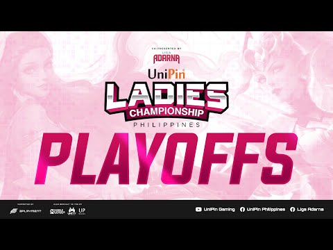 UniPin Ladies Championship PH - PLAYOFFS