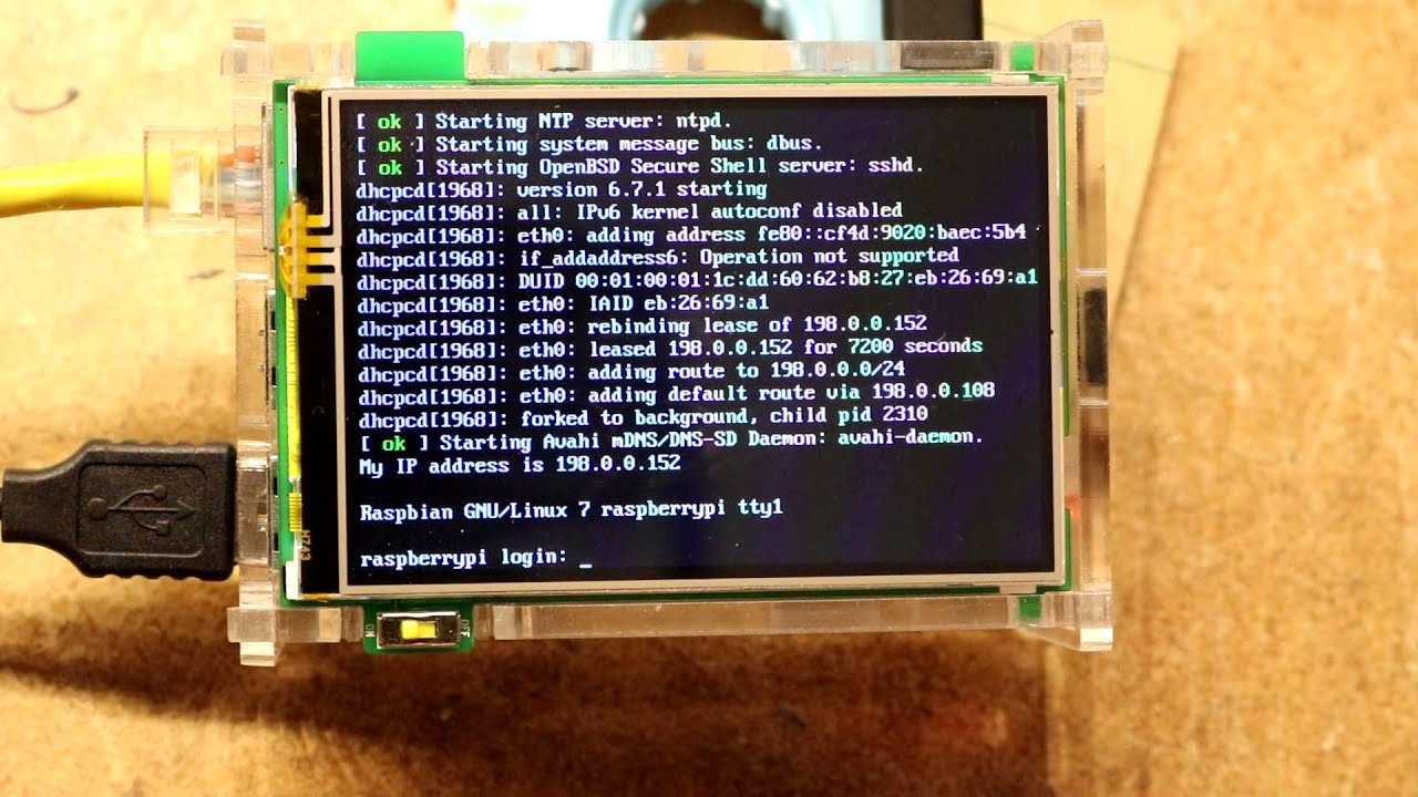 Review of tontec 3 5 inch lcd touchscreen for raspberry pi