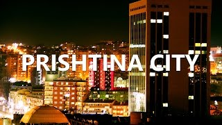 PRISHTINA CITY | Living in dream city | Feel the Sky