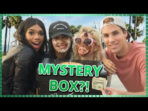 Mystery Box!!| Do It For The Dough w/ Teala Dunn and Tristan Tales