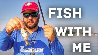 Download Video How to Fish - Figure Things Out One Lure at a Time - Bass Fishing Lake Chickamauga MP3 3GP MP4