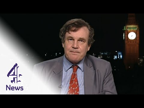 Peter Oborne: Why I resigned from the Telegraph | Channel 4 News