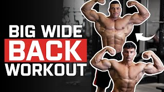 Back Workout With IFBB PRO Lorenzo Leeuwe & Ugur Cevher