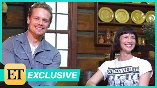 Outlander: Take a Tour of Fraser's Ridge With Sam Heughan and Caitriona Balfe! (Exclusive)